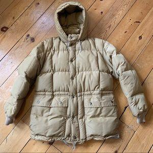 EDDIE BAUER vintage down puffer coat